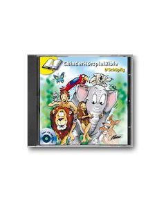CD D'Schöpfig - ChinderHörspielBible 1