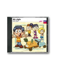 CD Mir zügle (Mundart-Chinderhörspiel)