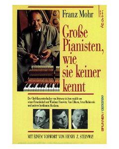Große Pianisten wie sie keiner kennt (Occasion)