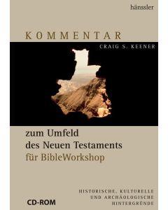 Kommentar zum Umfeld des Neues Testaments für BibleWorkshop