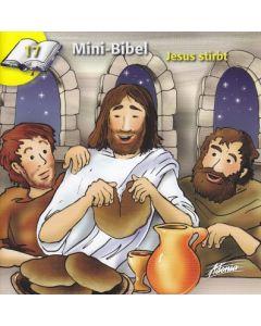 Jesus stirbt
