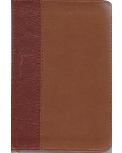 Die Bibel - dunkelbraun/hellbraun