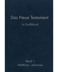 Das Neue Testament in Großdruck
