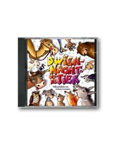 D'Wiehnacht vo de Tier (CD)