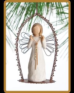 """26256 Willow Tree Figur """"2011 Engel"""" Jahresfigur"""
