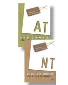 Wiersbe - Kurzkommentar zu AT und NT - Paket