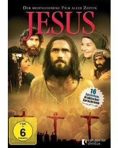 Jesus  (16 Sprachen: Arabischer Sprachraum)