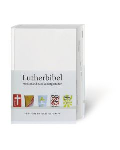 Lutherbibel mit Einband zum Selbstgestalten