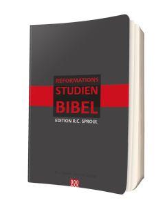 Reformations-Studien-Bibel 2017 - Version schwarz