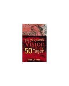 Eine wachsende Vision in 50 Tagen (Occasion)