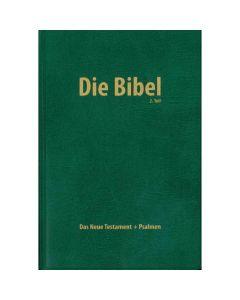 Neues Testament mit Psalmen