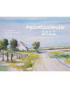 Aquarellkalender 2022