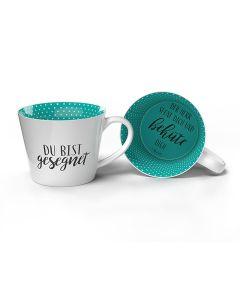 Tasse - Du bist gesegnet