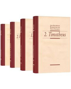 Buchpaket: MacArthur-Kommentare (4 Bände)