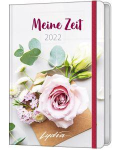 Meine Zeit 2022 - Taschenkalender (Lydia)