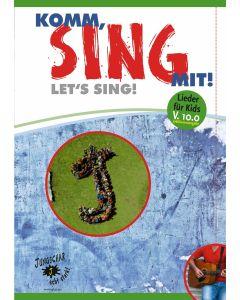 Komm, sing mit!  - Notenausgabe