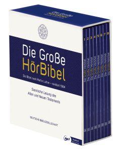 Die große Hörbibel - die Lutherbibel