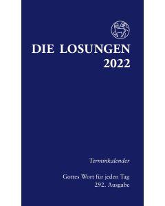 Losungen 2022, Terminkalender