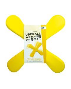 Soft-Bumerang gelb