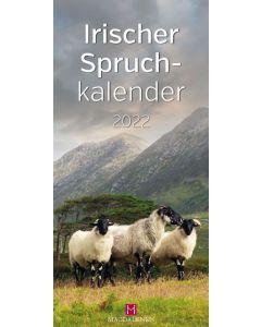 Irischer Spruchkalender 2022