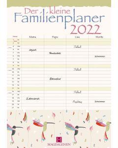 Der kleine Familienplaner 2022