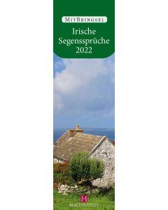 Irische Segenswünsche 2022 - Lesezeichenkalender