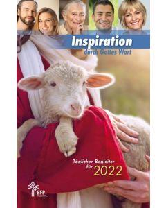 Inspiration durch Gottes Wort 2022 - Buchkalender