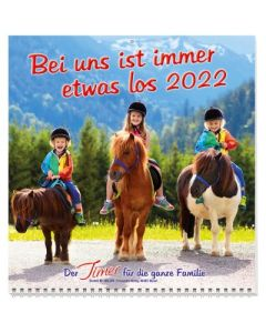 Bei uns ist immer etwas los 2022