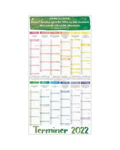 Terminer 2022