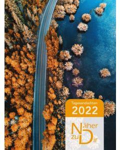 Näher zu Dir 2022 - Buchkalender Motiv Vogelperspektive