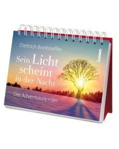 Sein Licht scheint in der Nacht - Adventskalender