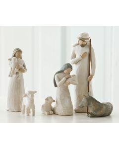 "26005 Willow Tree Figur ""Heilige Familie"""