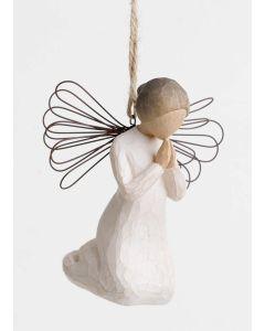 """26044 Willow Tree Figur """"Engel des Gebets (Aufhänger)"""""""