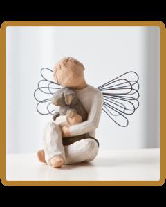 26062 Willow Tree Figur (Engel) Trost spenden