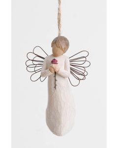 """26090 Willow Tree Figur """"Engel der Liebe (Aufhänger)"""""""