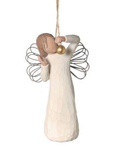 """26091 Willow Tree Figur """"Engel der Überraschung (Aufhänger)"""""""