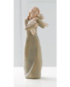 "26104 Willow Tree Figur ""Weltfrieden"" - ""Peace on Earth"""