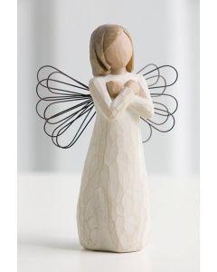 """26110 Willow Tree Figur """"Zeichen der Liebe Engel"""""""