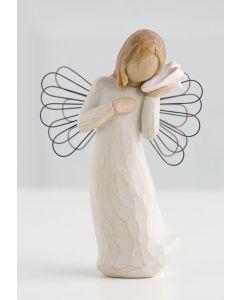 """26131 Willow Tree Figur """"Ich denk an dich. Engel"""""""