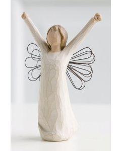 """26149 Willow Tree Figur """"Engel des Muts"""""""
