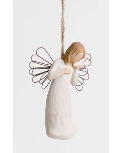 """26157 Willow Tree Figur """"Ich denk an dich. Engel (Aufhänger)"""""""