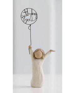 """26164 Willow Tree Figur """"Geburtstagsmädchen"""""""