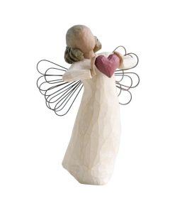 """26182 Willow Tree Figur """"Engel mit Liebe"""""""