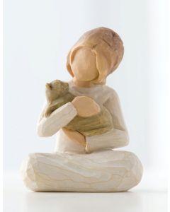 """26218 Willow Tree Figur """"Liebeswürdigkeit - Mädchen"""""""