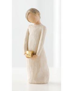 """26221 Willow Tree Figur """"Grosszügiges Geben"""""""