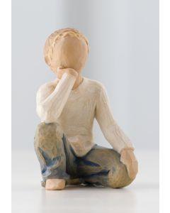 "26227 Willow Tree Figur ""Neugieriges Kind"""