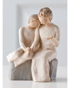 """26244 Willow Tree Figur """"Mit meiner Grossmutter"""""""