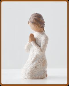 "27158 Willow Tree Figur ""Prayer of Peace"""