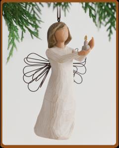 "27275 Willow Tree Figur ""Angel of Hope"" (Hänger)"