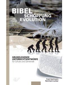 Bibel - Schöpfung  - Evolution (Occasion)